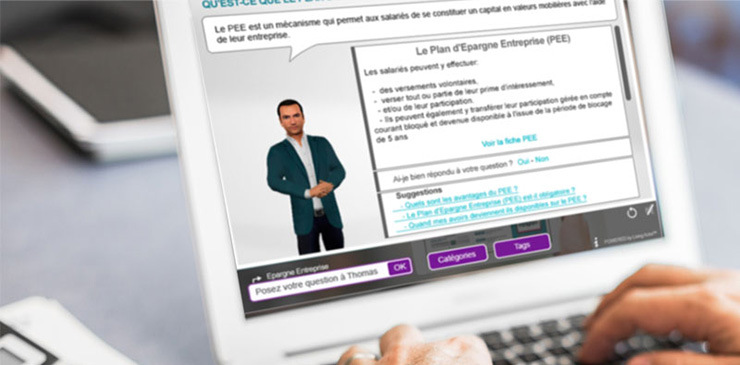 Win-Win Partnership Between a SME and Large Company: Natixis Interépargne Case Study