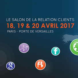 Chatbot at the heart of the Stratégie Clients Trade Show
