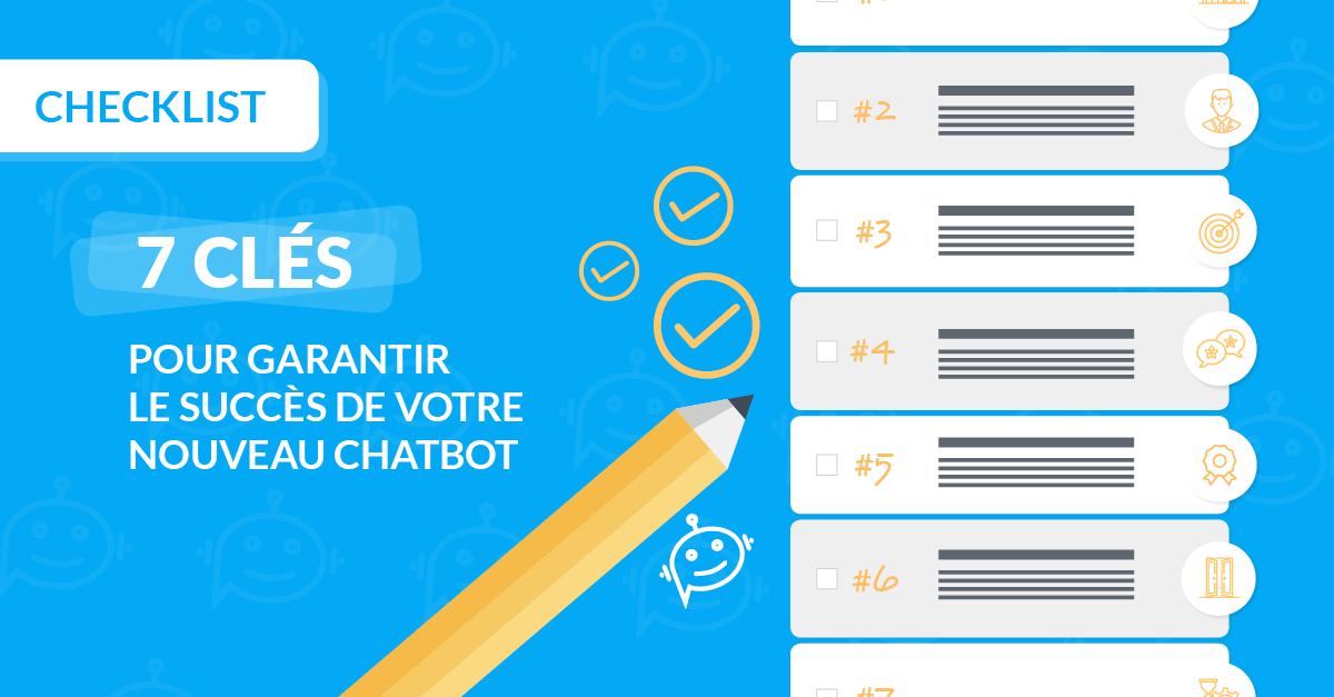 Réussir un déploiement de chatbot : la checklist indispensable