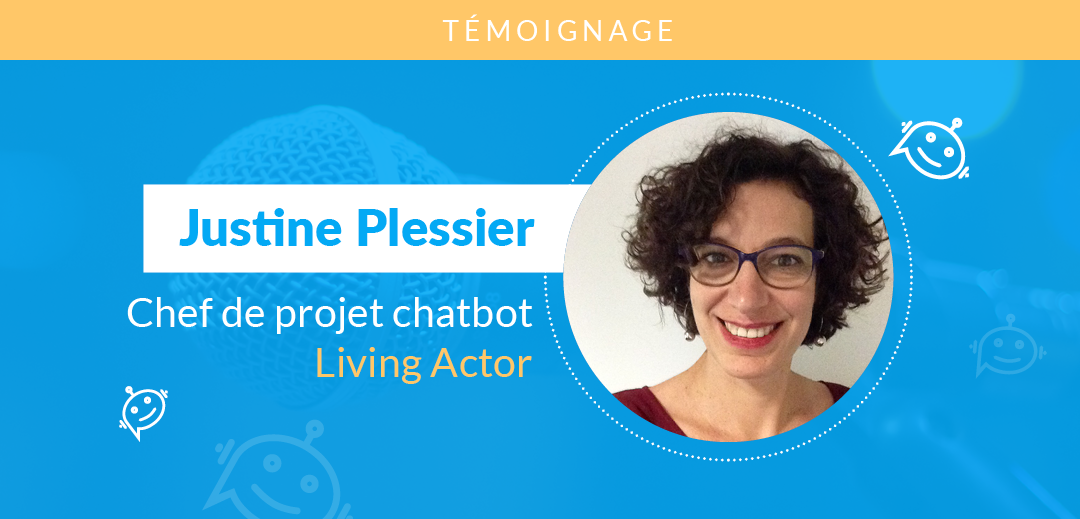 New Professions in AI: An Interview with Chatbot Project Manager Justine Plessier